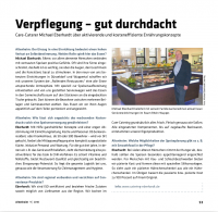 "Interview mit Michael Eberhardt zum CareCatering in ""Altenheim"" 9/2018"